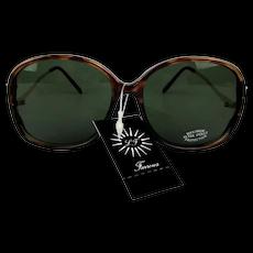 RL10675 | Retro Linda Farrow London Vintage Sunglasses - Old Stock Unworn