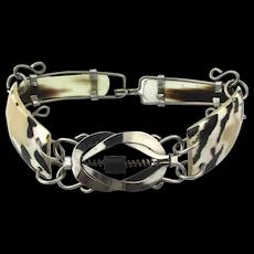 Vintage Handmade Souvenir CUBA Bracelet