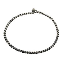 Vintage James Avery Sterling Silver Twisted Bracelet