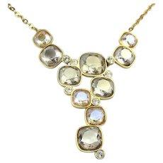 Swarovski Crystal Bubbles Necklace