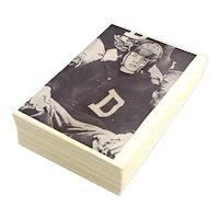 1963 John F. Kennedy Complete Set of 64 Rosan Trading Cards JFK