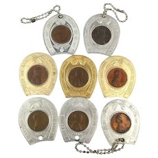 Las Vegas Lucky Penny Charms ~ Keep Me and Never Go Broke