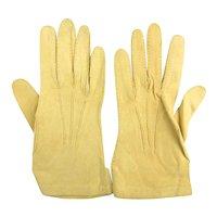 Vintage Henri Bendel English Doeskin Gloves Like Buttah