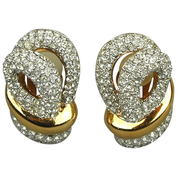 crystal swarovski s products dancewear mark earrings swar jehem rhinestone