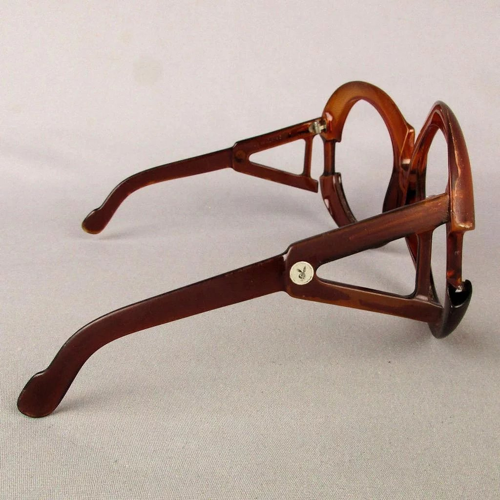 f77c2981f8c Oversized 1960s Playboy Eyeglass Frames Made in Austria. Click to expand