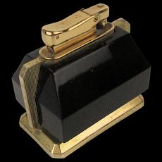 Rare Colibri Kreisler Deco Modernist Table Lighter West Germany