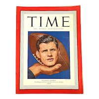 November 3, 1947 TIME Magazine - Michigan Football - News A to Z