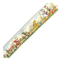 1940s Roll of Donald Duck Disney Wallpaper Trim