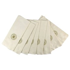 Set of 8 Paper Napkins From Ronald Reagan Inaugural Ball Presidential Seal