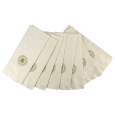 Set of 8 Paper Napkins From Ronald Reagan Inaugural Ball Presidential Seal