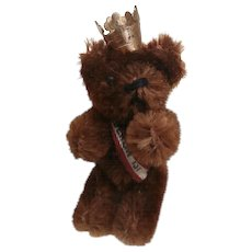 Schuco Vintage Teddy Bear Berlin Brooch