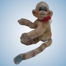 Steiff Mungo Monkey 1959 to 1964, No Id's