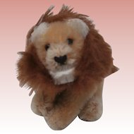 Vintage Schuco Lion from Noahs Ark Range