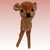 Steiff Bambi from Walt Disney Movie 1958 to 1964, No Id's