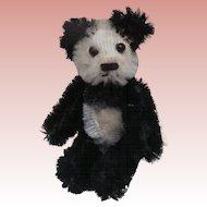 Sweet  Vintage Schuco Vintage Miniature Panda Teddy Bear
