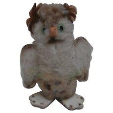 Lovely Vintage Schuco Owl