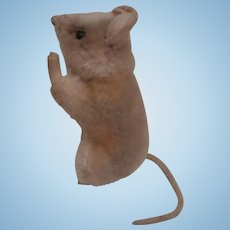 Steiff Pieps Mouse, 1967 to 1978, No Id's