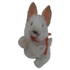 Schuco Miniature , West Highland White Terrier Dog, Mascot Series, 1955