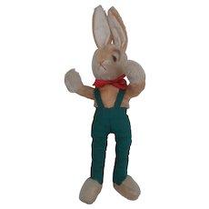 Lovely  Vintage Smaller Size Schuco Bigo Bello Bunny Rabbit