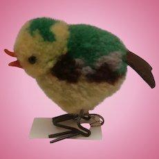 Steiff Wool Bird 1949 to 1956, No Id's A/F