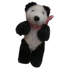 Vintage Heiki  /  Schuco  Panda Bear