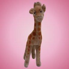 Steiff Giraffe , 1965 to 1968, Steiff Button
