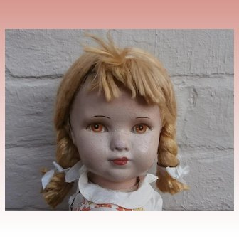 Deans Rag Book Doll, Vintage Clothes