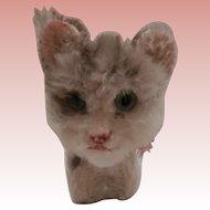 Sweet Little Steiff Tabby Cat, No Id's. 1959 to 1964