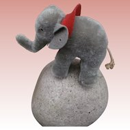 Steiff Elephant, No Id's 1965 to 1976
