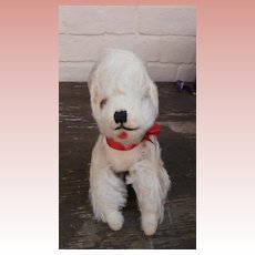 Vintage Fully Jointed Poodle