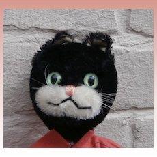 Lovely VIntage  Schuco Bigo Bello Comical Cat