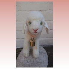 Steiff Lamby Lamb, No Id's , 1965 to 1976