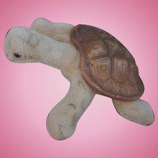Steiff Slo Tortoise  / Turtle , No Id's 1965 to 1975