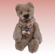 Annie, Sweet Vintage Miniature Steiff  Teddy Bear, No Id's