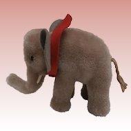 Steiff Elephant,  1959 to 1964, No Id's