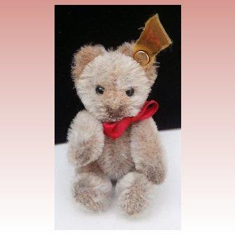Larry,  Vintage Steiff Miniature Teddy Bear