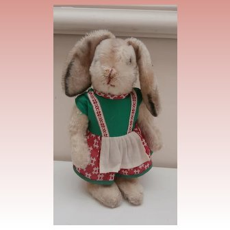 Vintage German Bunny Rabbit