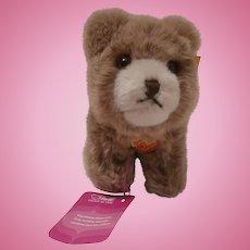 Steiff Browny Teddy Bear, All Steiff Id's 1977 to 1984