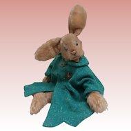 Steiff Lulac Bunny Rabbit , No Id's 1959 to 1964