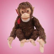 Steiff Jocko Monkey 1959 to 1964, No Id's