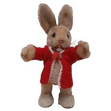 Steiff Ossili Rabbit 1962 to 1974, Steiff Button