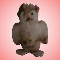 Schuco Vintage Miniature Mascot  Owl