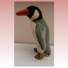 Steiff Peggy Penguin, 1959 to 1967, No Id's