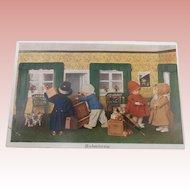 Kathe Kruse Postcard 1929 A/F