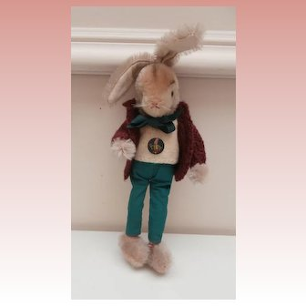 Vintage Schuco Bigo Bello Bunny Rabbit