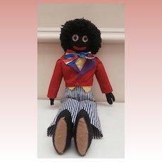 Vintage Patriotic Golly Doll