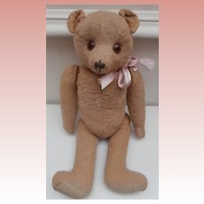 Maurice Early Well Loved  Fadap French Teddy Bear