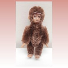 Vintage Schuco Miniature Monkey