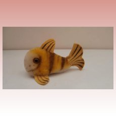 Steiff Flossy Fish,1960 to 1964, No Id's