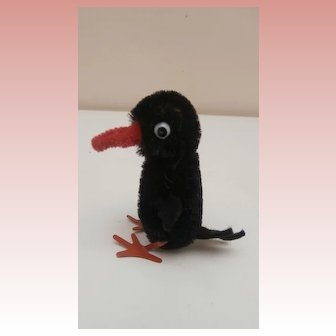 Rare Schuco Miniature Raven